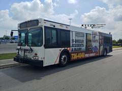 338 632 (002) Ventura (transit addict 327) Tags: viametropolitantransit bus newflyer d40lf sanantonio texas lg g7 phonecamera 2019