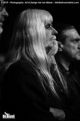 2019 Bosuil-Het publiek bij FireForce en Tygers Of Pan Tang 11-ZW