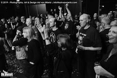 2019 Bosuil-Het publiek bij FireForce en Tygers Of Pan Tang 7-ZW