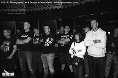 2019 Bosuil-Het publiek bij FireForce en Tygers Of Pan Tang 1-ZW