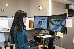 Roadway Designer Jakki Carter (OregonDOT) Tags: engineering roadwaydesign region4 bend oregondot oregon