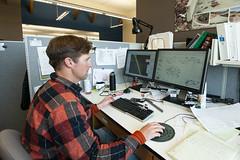 Senior Hydraulic Engineer Wade Coatney (OregonDOT) Tags: engineering roadwaydesign region4 bend oregondot oregon