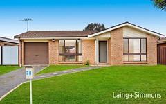 38 Aminta Crescent, Hassall Grove NSW