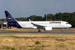 D-AINU Lufthansa Airbus A320-271N (buchroeder.paul) Tags: fra eddf frankfurtmain germany europe ground airport deutschland flughafen boden europa frankfurt