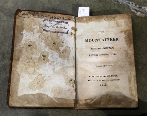 The Mountaineer Harrisonburg, VA ($201.60)