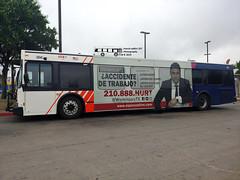366 534 (05) Wurzbach (transit addict 327) Tags: viametropolitantransit bus newflyer d40lf sanantonio texas lg g7 phonecamera 2019 ingramtransitcenter