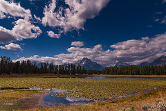 Swan Lake (David Ruiz Luna) Tags: swanlake lake lago grandteton hermitagepointtrailhead trekking landscapes trip usa wyoming america unitedstates roadmovie grandtetonnationalpark loophike mountains colorful colors westernparksusa sky horizon clouds blue nationalpark nature naturelovers scenics outdoors landscape travelphotography moran estadosunidos thetetonrange water green summer light travel beautiful scenery naturallight naturephotography beautyinnature viaje traveldestinations naturaleza touraroundtheworld paisaje escenario