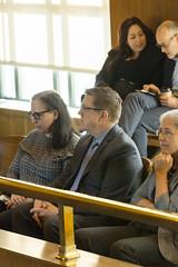 Waiting for the vote (OregonDOT) Tags: krisstrickler director oregondot oregon people hearing