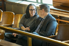 Anticipation (OregonDOT) Tags: krisstrickler director oregondot oregon people hearing