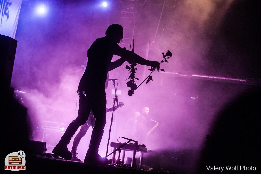 Концерт Motionless In White в ГЛАВCLUB Green Concert 18.11.19: репортаж, фото