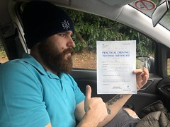 Massive congratulations to Arvydas Briska passing his driving test this morning on his first attempt!!  www.leosdrivingschool.com  WARNING: Getting your license is a good achievement however being a SAFE driver for life is the biggest achievement!
