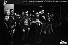 2019 Bosuil-Het publiek bij FireForce en Tygers Of Pan Tang 3-ZW