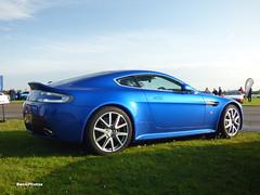 Vantage S (BenGPhotos) Tags: 2019 bicester heritage october sunday scramble car show blue aston martin v8 vantage vantages sports supercar tm64aml