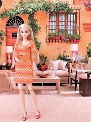 Rose (MurderWithMirrors) Tags: momoko doll sekiguchi midnightrose dog mwm