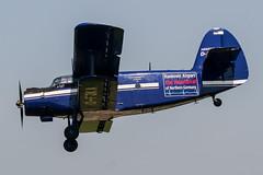 D-FJKA (PlanePixNase) Tags: aircraft airport planespotting haj eddv hannover langenhagen antonov an2 hanseflug