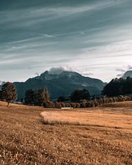 Berchtesgaden (Ma.Ha.) Tags: mountain mountains teal orange steel hiking trekking germany deutchland bayern bavaria alps watzmann
