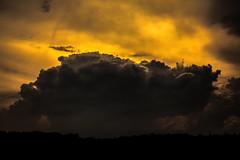 Dark Cloud (Markus Branse) Tags: darkcloud billerbeck germany sunset sonnenuntergang sun sol sonne wolken wolke dark dunkel dunkle cloud clouds behind abend abenstimmung german deutsch deutschland niemcy duitsland landschaft landscape weer meteo wetter weather himmel sky heaven above