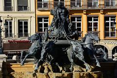 Lyon (Fontaine Bartholdi) (Steelhead 2010) Tags: lyon france