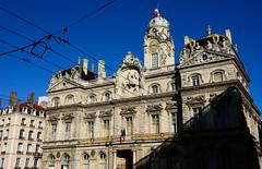 Lyon (Hotel de Ville) (Steelhead 2010) Tags: lyon france
