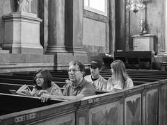 En voiture Simone (adèlebernard) Tags: stockholm suède église noiretblanc blackandwhite