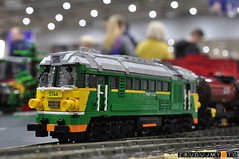 Hobby Poznań 2019 (69) (Mateusz92) Tags: zbudujmy to zbudujmyto lego train pkp cargo intercity afol moc layout st44 st48 sm03 ed250 pendolino sm48 tem2