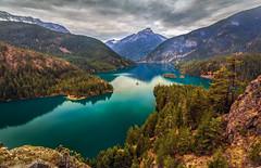 Diablo Lake (Cole Chase Photography) Tags: diablolake washington pacificnorthwest northcascades turquoise