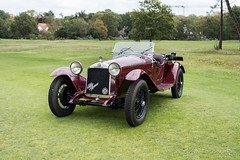 Alfa-Romeo 6C 1750 Gran Sport - 1930 (Perico001) Tags: 6c 1750 zagato 1930 gransport alfaromeo milano torino anonimalombardafabbricaautomobili italië italy italia cabriolet convertible decapotable dhc cabrio dropheadcoupé roadster barchetta spyder spider barquetta prewar auto automobil automobile automobiles car voiture vehicle véhicule wagen pkw automotive ausstellung exhibition exposition expo verkehrausstellung messe autoshow autosalon motorshow carshow nikon df d700 2019 knokke zoute belgië belgique belgium belgien belgica theroyalzoutegolfclub concoursdelegance zouteconcoursdelegance oldtimer classic klassiker