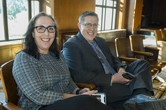 Smiles all around! (OregonDOT) Tags: krisstrickler director oregondot oregon people hearing
