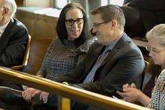 Congratulations! (OregonDOT) Tags: krisstrickler director oregondot oregon people hearing