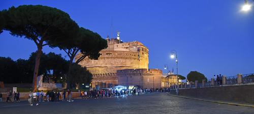Castel Saint Angelo - 1040