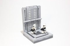 LEGO Star Wars The Clone Wars MOC |LEGO 12×12| (The Real Legoman Productions) Tags: lego legomoc legostarwars starwars starwarsmoc legostarwarsmoc starwarstheclonewars legophotography lego12×12