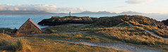 (Neil Bryce) Tags: anglesey newborough wales llanddwyn island beach sand sunset religion retreat tide panorama peninsula