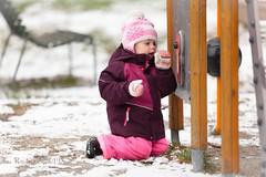 Tic-tac (Matilda Diamant) Tags: rusalka family sophia girl child grandchild granddoughter winter norway nordic norwegian november