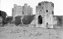 Trim Castle, Trim, Co. Meath. (National Library of Ireland on The Commons) Tags: jamespo'dea o'deaphotographiccollection nationallibraryofireland trim comeath trimcastle castle norman normancastle leinster limerickbybeachcomber ireland flipped