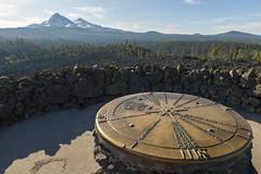 Pointing out the peaks (OregonDOT) Tags: mckenziepass mckenziehighway mckenzie or242 scenicoregon scenic oregondot oregon