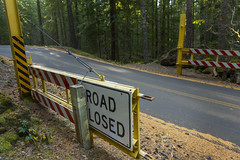 At the gates (OregonDOT) Tags: mckenziepass mckenziehighway mckenzie or242 scenicoregon scenic oregondot oregon