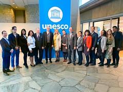 República Dominicana pasa a formar parte del Consejo Ejecutivo de la UNESCO (PresidenciaRD) Tags: presidentedanilomedina presidenciarepúblicadominicana noviembrede2019 relacionesexteriores repúblicadominicana educación unesco ministeriodecultura