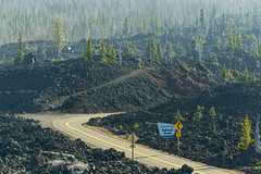 Highway overlook (OregonDOT) Tags: mckenziepass mckenziehighway mckenzie or242 scenicoregon scenic oregondot oregon