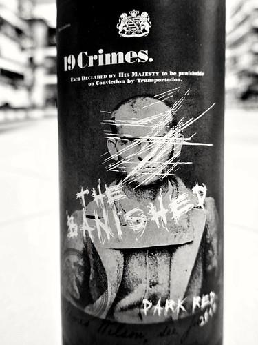 wine 19 Crimes ©  Sergei F