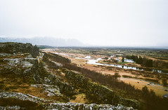 Þingvellir (Howard Yang Photography) Tags: þingvellir iceland kodakportra400 minoltacle thingvellir filmphotography