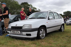 Vauxhall Astra GL H661ATA (Andrew 2.8i) Tags: festival unexceptional buckinghamshire middle claydon meet show coche voitures voiture autos auto cars car british gm generalmotors hatch hatchback opelkadett mark 2 ii mk mk2 gl astra vauxhall h661ata