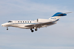 Cessna Citation X N945JS KLAS 15OCT19 (FelipeGR90) Tags: businessjet cessna750 cessnacitation citationx lasvegas mccarraninternational sincity bizjet c750 cessna citation klas las n945js