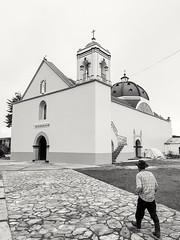 Atrio de Totontepec, región mixe de Oaxaca (Marcos Núñez Núñez) Tags: