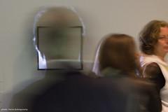 Exhibition DYNAMO - François Morellet : Boîte à flashes 1964 (hervedulongcourty) Tags: photo france exhibition art sony grandpalais exposition sonynex7 expositiondynamo paris artist françoismorellet photography nex7 kamelmennour europe artcontemporain contemporaryart