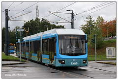 Tram Chemnitz - 2019-22 (olherfoto) Tags: tram tramcar tramway villamos strassenbahn strasenbahn chemnitz cvag variobahn variotram