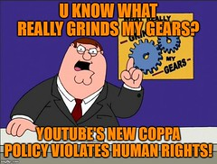 Grinds My Gears #4 (RS 1990) Tags: petergriffin familyguy newsdesk grindsmygears youtube coppa ftc financialtradingcommission childrensonlineprivacyprotectionact meme