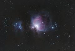 Orion and Running Man Nebula (doug0013) Tags: astrometrydotnet:id=nova3757791 astrometrydotnet:status=solved