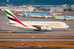 [ICN.2017] #Emirates #EK #UAE #Airbus #A380 #A6-EUC #awp (CHRISTELER / AeroWorldpictures Team) Tags: emirates airlines airliner gulf arab ek uae united dubai airbus a380861 a380 a388 cn214 fwwaj gp7270 plane aircraft airplane avion spotting planespotting seoul incheon airport icn southkorea asian asia korea korean taxiways spotter planespotter rksi christelerstephane avgeek aviation photography aeroworldpictures awpteam nikon nef raw lightroom nikkor 70300vr