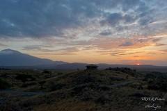 Dreamland (TRVLR Pictures) Tags: africaaminimaasailodge tanzania sunset mountmeru clouds dance maasai