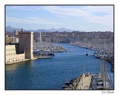 Marseille Le Vieux Port (litang13) Tags: marseille mer sea bleu blue port bateau ship city town urban outside outdoor canon eos photography photo digital shoot picture image composition